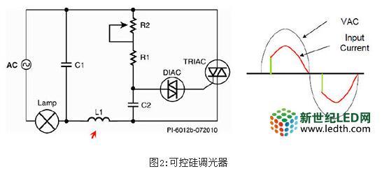 切相调光led驱动电源泄放电路及功率器件选用