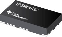 TPSM84A22 8V 至 14V 输入、1.2V 至 2.05V 输出、10A SWIFTTM 电源模块