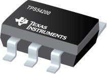 TPS54200 输入电压为 4.5V 至 28V 的同步降压 LED 驱动器