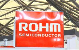 Rohm 接受世纪电源网现场采访
