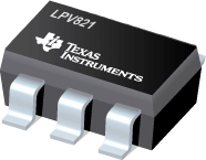 LPV821/LPV822 500nA, Precision Zero-Drift Amplifier