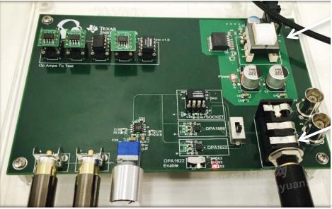 独特的使能电路设计, 能在opa1622进入或脱离关断模式期间限制输出