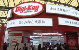Digi-Key 接受世纪电源网现场采访
