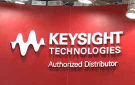 Keysight 接受世纪电源网现场采访