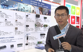 北京远大创新科技接受世纪电源网现场采访